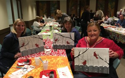 Paint Night Party – Thank You!