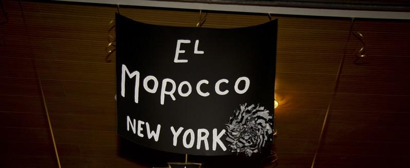 A Night in El Morocco