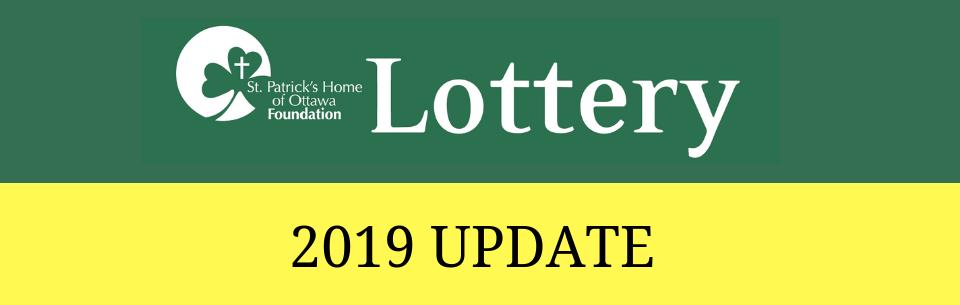 2019 Lottery Update