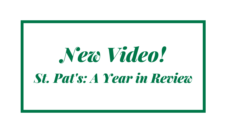 New Video: A Year in Review