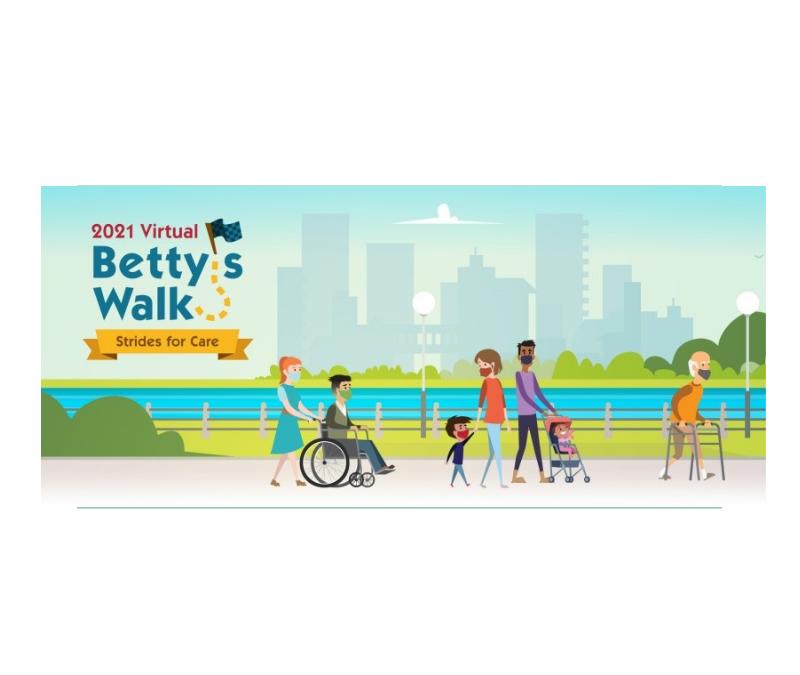 Betty's Walk