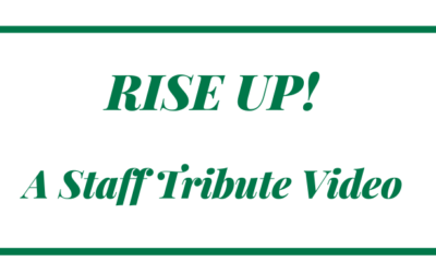 Here's to YOU! Staff Tribute Video.
